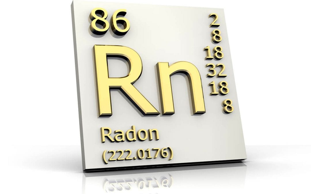 high radon levels