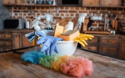 Spring Cleaning Reminders: Don't Forget These Places